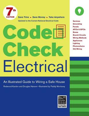 Code Check Electrical By Hansen, Douglas/ Kardon, Redwood/ Morrissey, Paddy